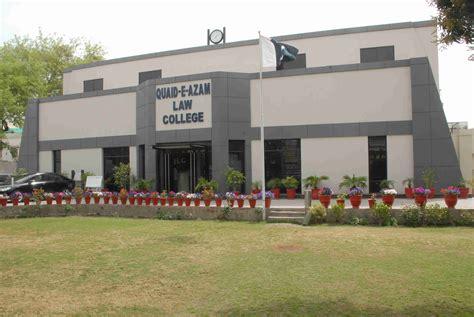 Lahore Law College Waris Road Lahore Law College At Pakbiz