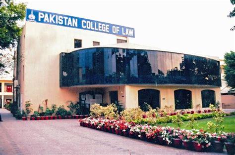 Lahore Law College Waris Road Lahore Law College Lahore Pakistan Enicpk