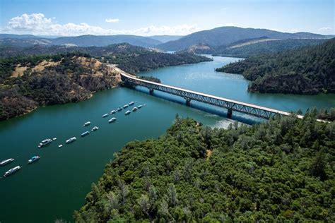 Lake Oroville Lake Oroville Marina On Lake Oroville California