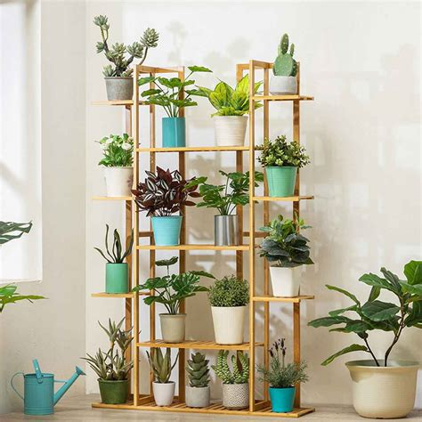 Lamere Multi-tiered Plant Stand