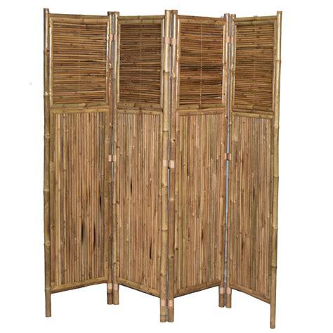 Lana 71 x 72 4 Panel Room Divider