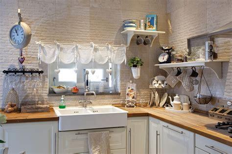 Landhaus Shabby Küche