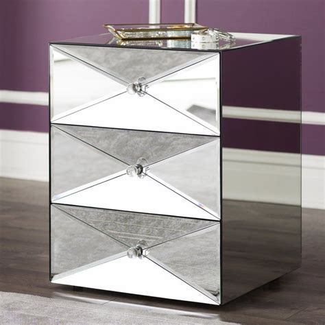 Landry 3 Drawer Accent Chest