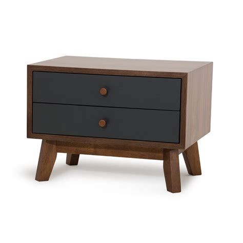Lani 2 Drawer Nightstand by Langley Street