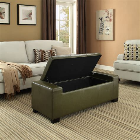 Laredo Large Storage Bench