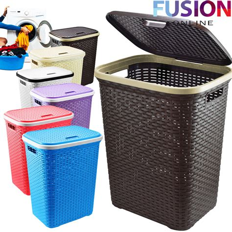 Large Laundry Hamper  Ebay.