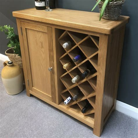 large wooden wine cabinet