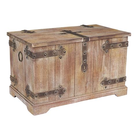 Large Victorian Storage Trunk