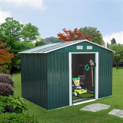Large Outdoor Storage Sheds