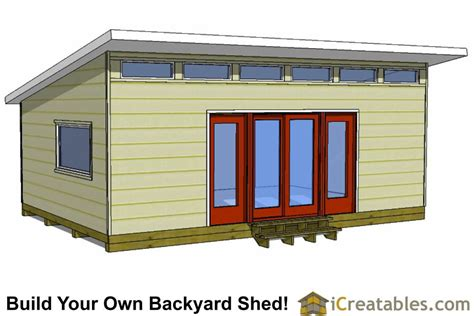 Large Shed Plans