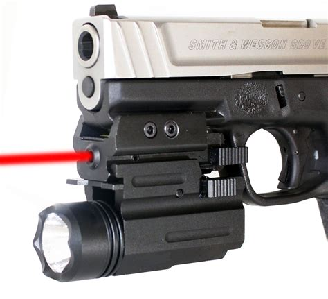 Smith-And-Wesson Laser Light Combo For Smith And Wesson Sd9ve.