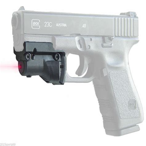 Glock-19 Laser Sights For Glock 19 Gen 3.