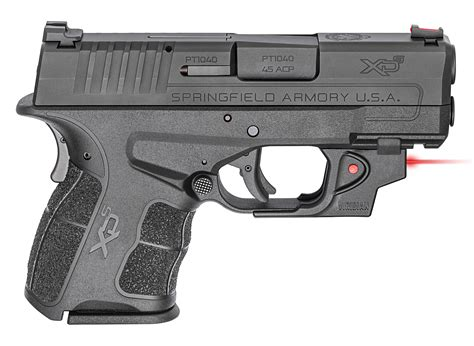 Vortex Laser Springfield Armory Xd.