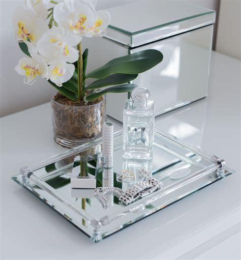 Laster Mirror Bathroom Accessory Tray