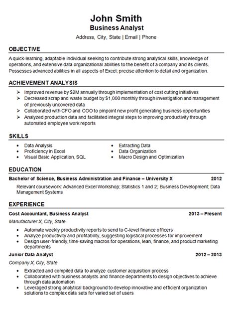 lateral attorney resume format data analyst resume example business finance - Attorney Resume Format