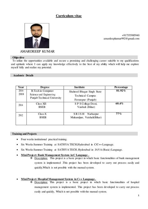 Latest Resume Format For Freshers 2013 Free Download 8 Freshers Resume Samples Examples Download Now