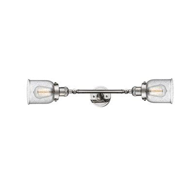 Latta Vintage 2-Light Vanity Light