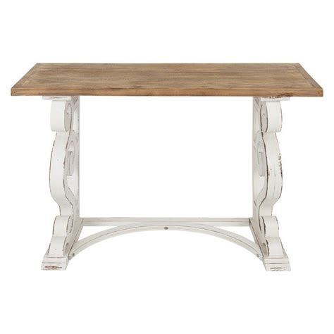 Lauer French Solid Wood Console Table
