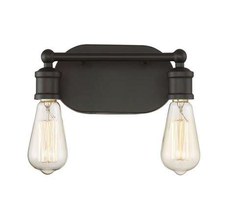 Launcest 2-Light Bath Bar