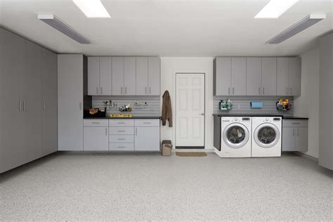 Laundry Room In Garage Design