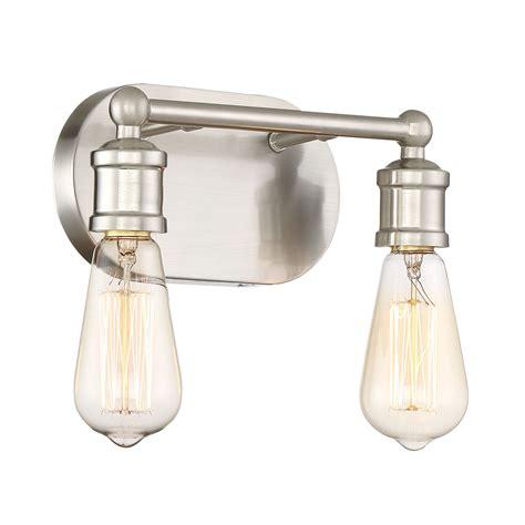 Laurel 2-Light Vanity Light