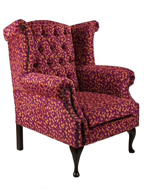Lauver Wing Back Arm Chair