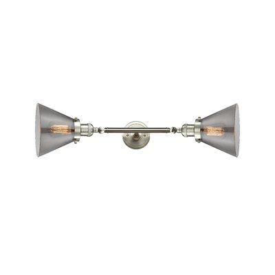Lavalley Vintage 2-Light Vanity Light