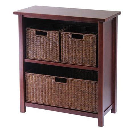 Lavallie 3 Drawer Storage Shelf