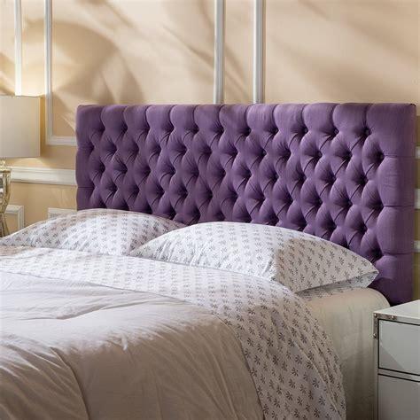 Lavender Queen Panel Headboard