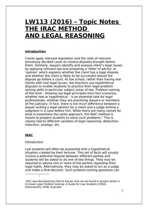 law essay irac example cheap essay writing service uk road law essay irac example irac