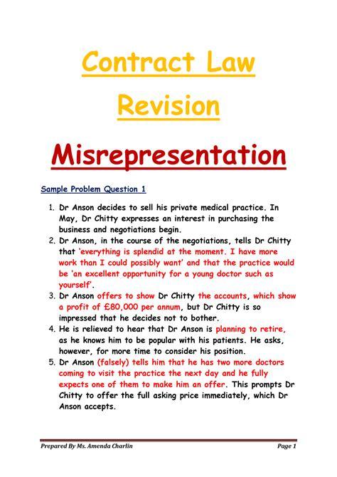 law misrepresentation essay essay editing service xbox law misrepresentation essay english contract law