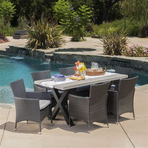 Lawn Chairs And Table