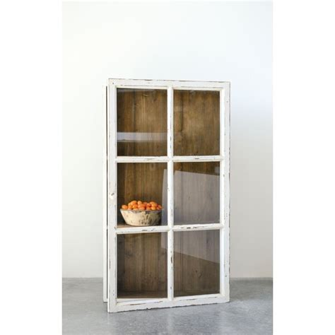 Lawrence Wood 20 W x 35.25 H Wall Mounted Cabinet