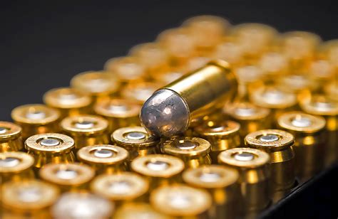 Ammunition Lead Ammunition Ban Lifted