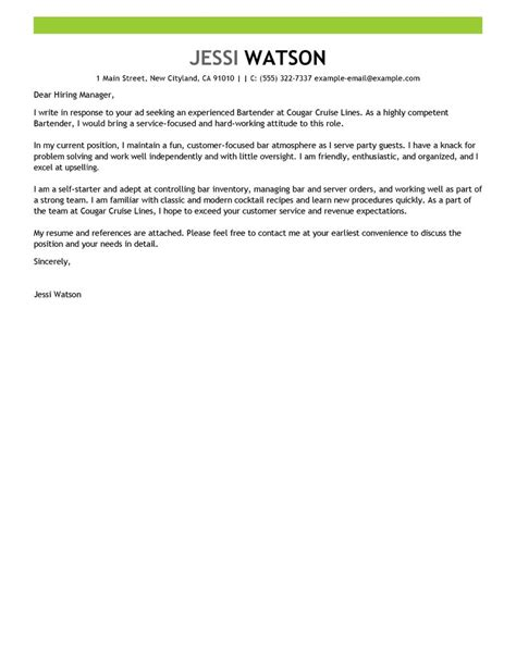 coaching cover letter examples