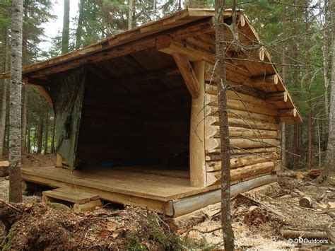 Lean To Shelter Plans