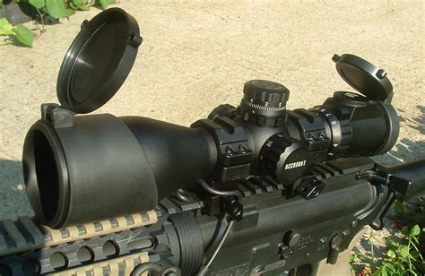 Rifle-Scopes Leapers 30mm Accushot Rifle Scope 3-12x44.