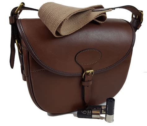 Ammunition Leather Ammunition Bags.