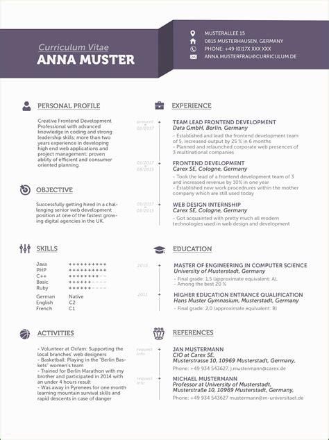 english cv zivildienst lebenslauf auf englisch tipps fur resume und cv - Zivildienst Im Lebenslauf