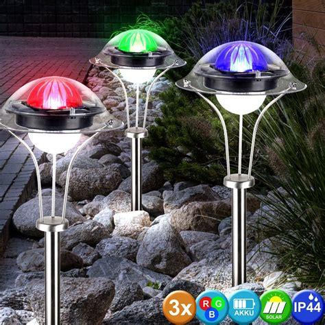 Led Gartenlampen Außenbereich