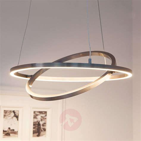 Led Hanglamp Lovisa Met Twee Led Ringen