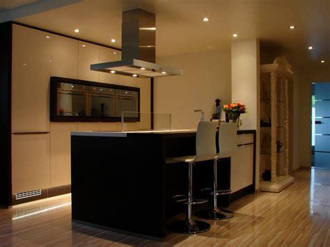 Led Spots Küche Anordnung