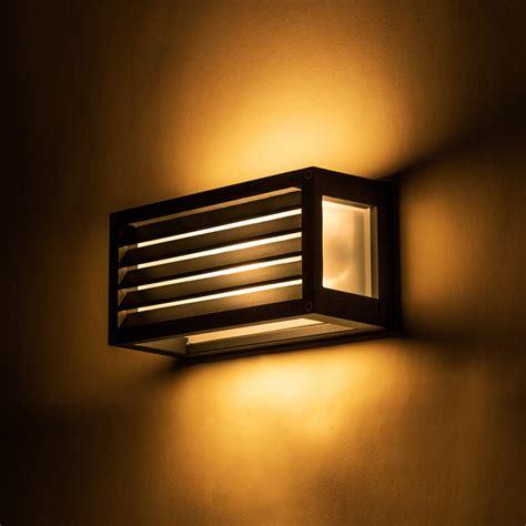Led Verlichting Muurlamp