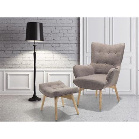 Ledo Arm Chair and Ottoman