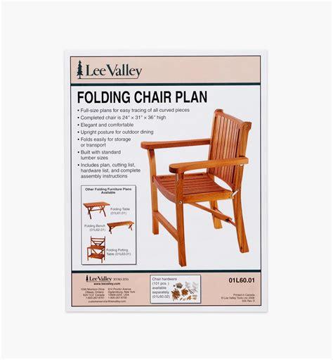 Lee Valley Furniture Plans