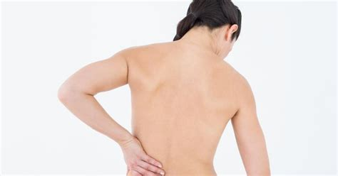 left side back pain lower back pain and lower abdominal pain can be caused by what