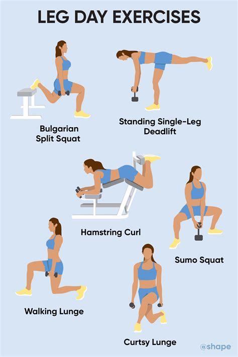 leg strengthening exercise videos