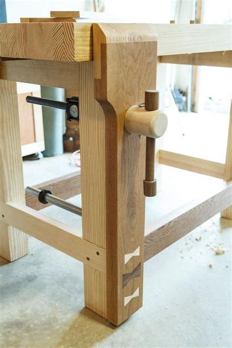 Leg Vise Woodworking Plans