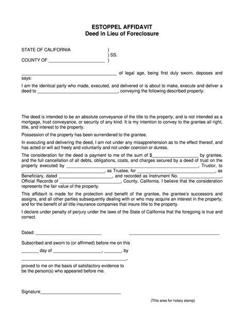 Legal Notice Letter Format Estoppel Letter Get Free Legal Forms