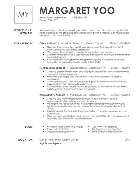 Legal Office Manager Resume Sample Office Assistant Resume Example Sample